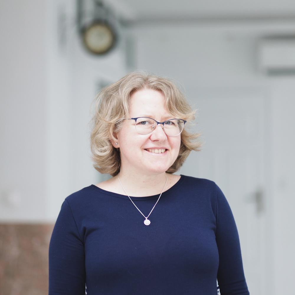 Doc. Ewa Nagańska