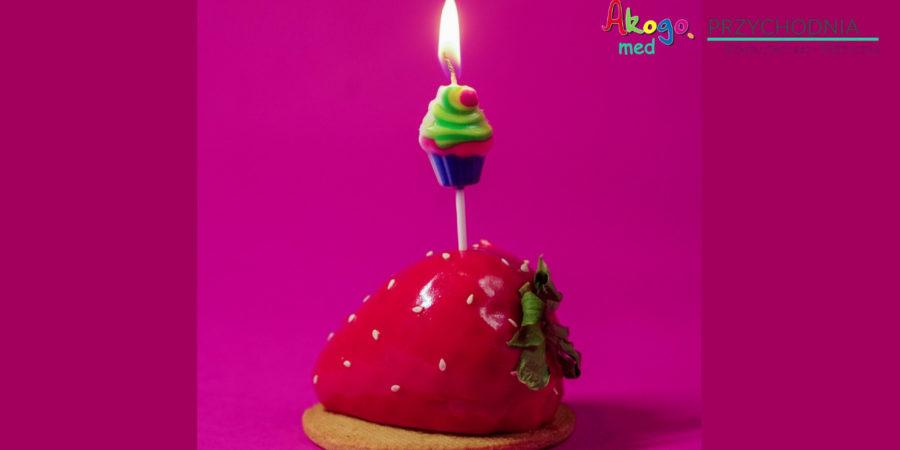 """Pierwsze urodziny """"Akogo med"""""""